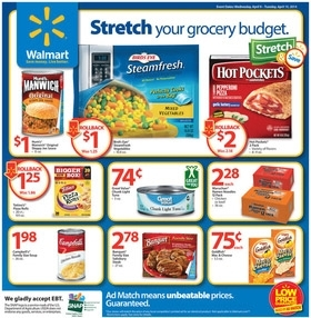 Walmart Weekly Ad Deals.